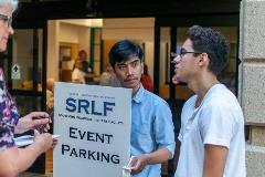 SRLF 30th Event- Directing of Event Parking