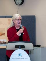 SRLF 30th Anniversary Event Speakers - Ginny Steel