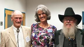 SRLF 30th Anniversary Event - Norman Powell, Cathy Martyniak, Richard King